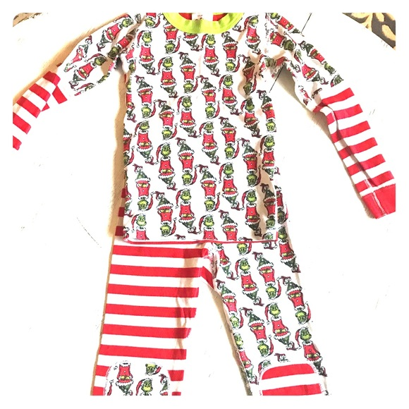 clearance hanna andersson pajamas the grinch